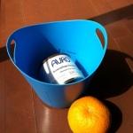 オレンジとユーカリ