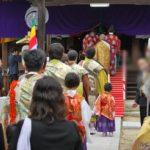 異文化体験、寺行事の巻