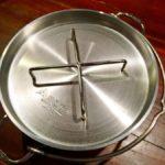 家のなかでもそとでも SOTOステンレスダッチオーブン